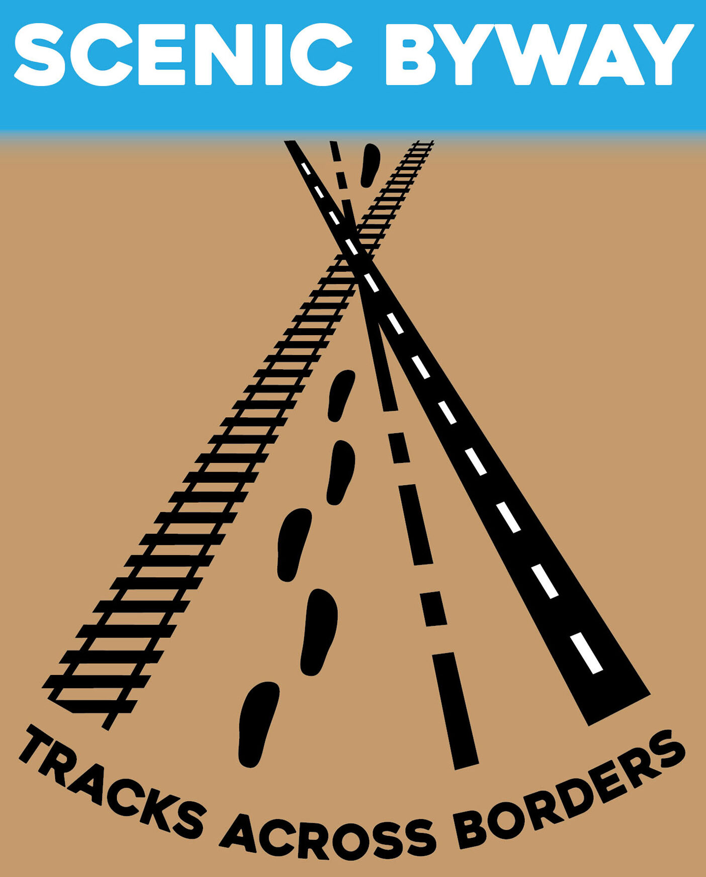 Tracks Across Borders Byway